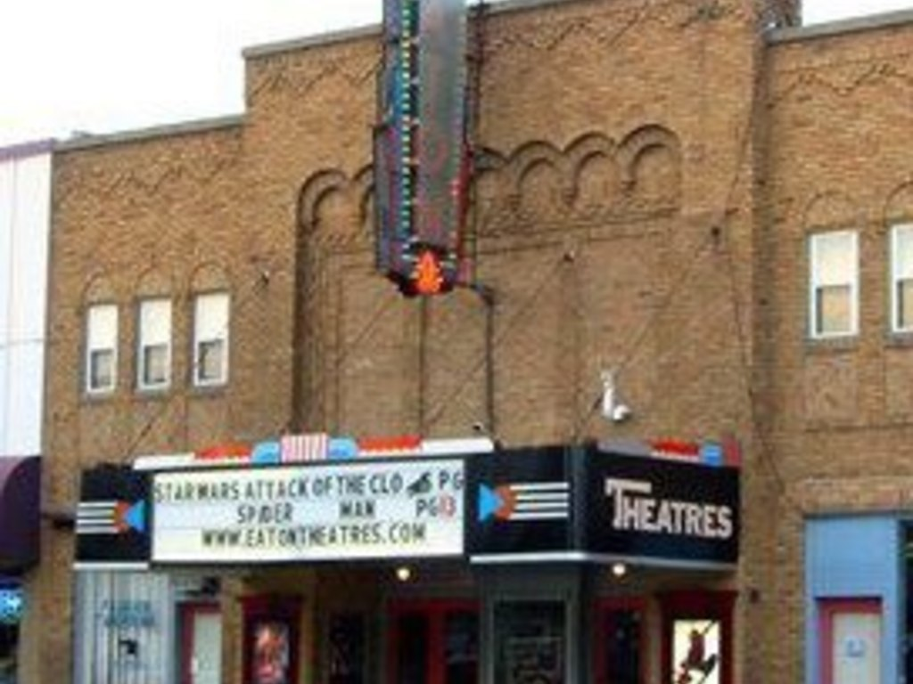 Save The Eaton Theatre - Help Us Go Digital!'s video poster