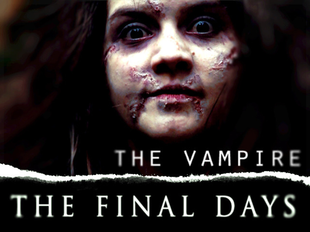 The Vampire's video poster