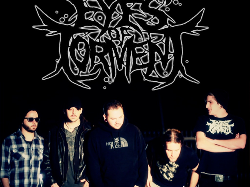 EYES OF TORMENT Music Video's video poster