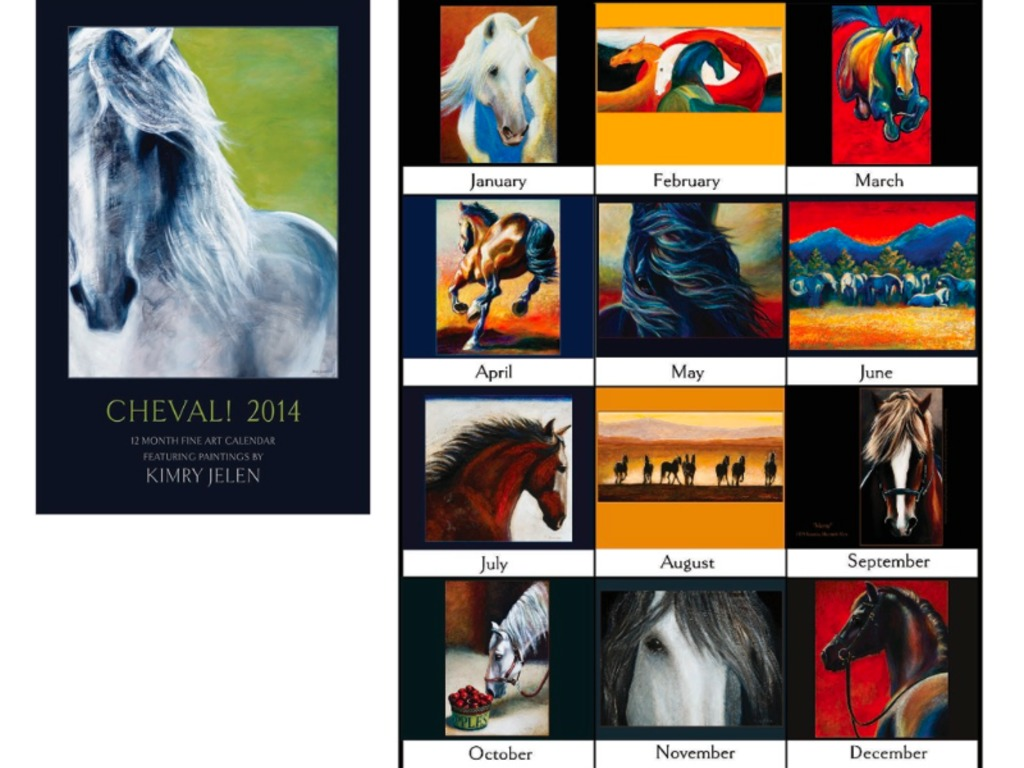 Art Calendar provides way to World Equestrian Games!'s video poster