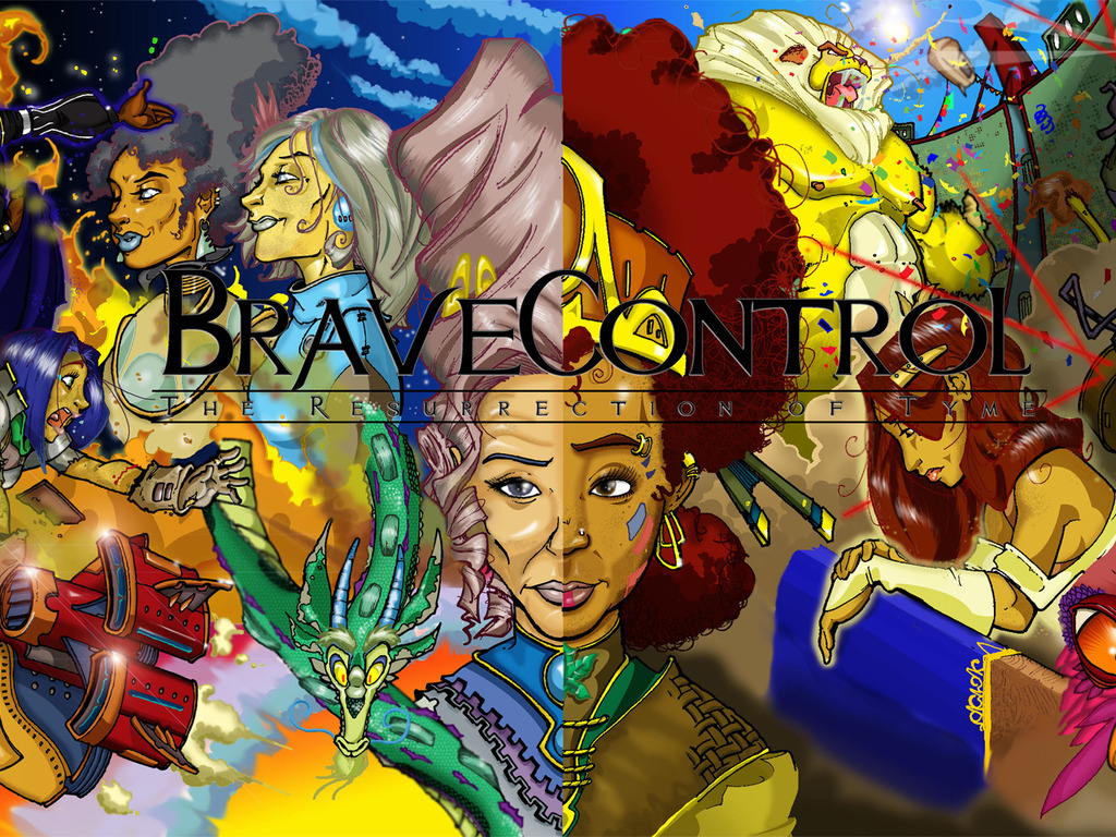 BraveControl© The Resurrection of Tyme's video poster