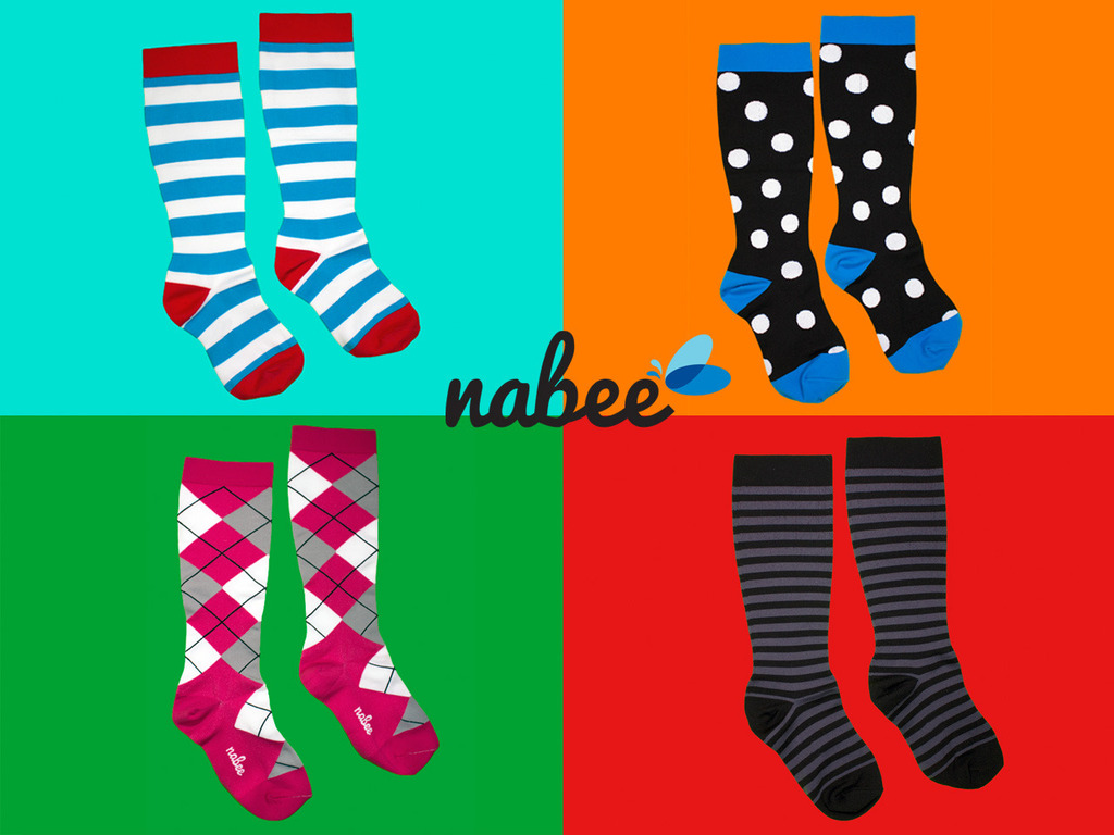 Nabee Socks: Warm & Happy Hugs for Your Feet's video poster