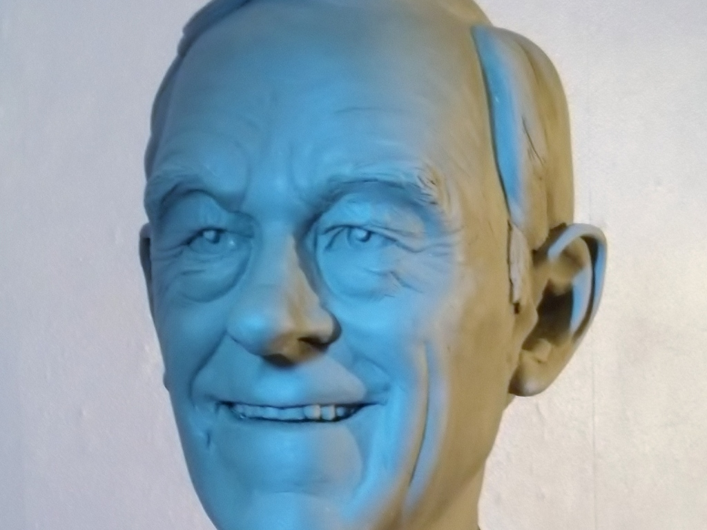 The Ron Paul Bust Project's video poster