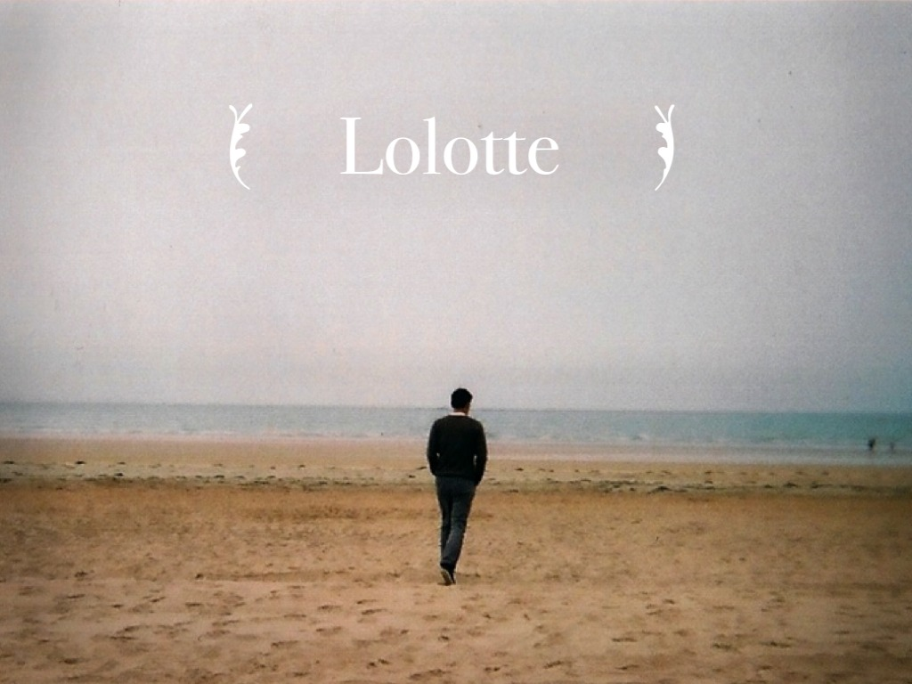 LOLOTTE - a short film's video poster