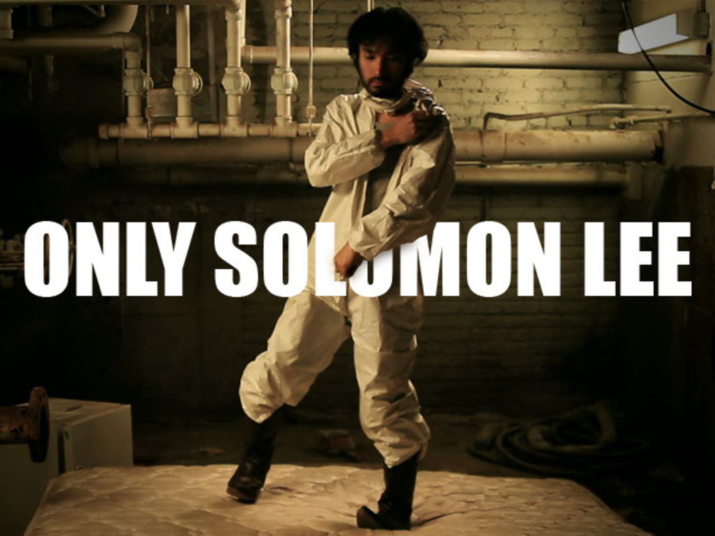 Only Solomon Lee's video poster