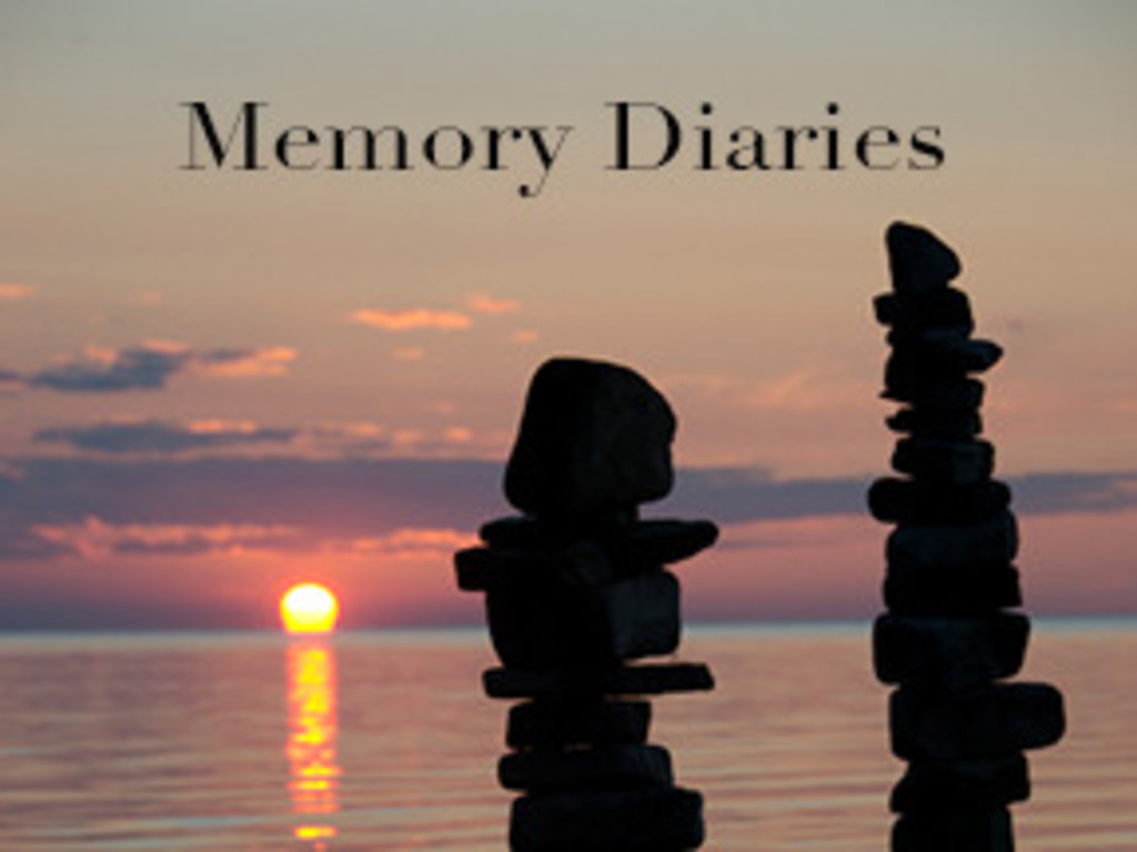 Memory Diaries Art Installation, + 100 Year Personal Archive's video poster