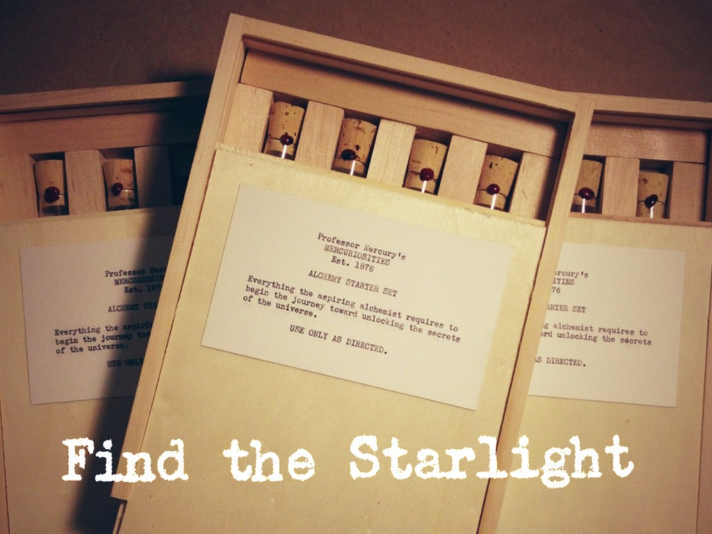 Find the Starlight, Chapter One: Spark and Smoke's video poster