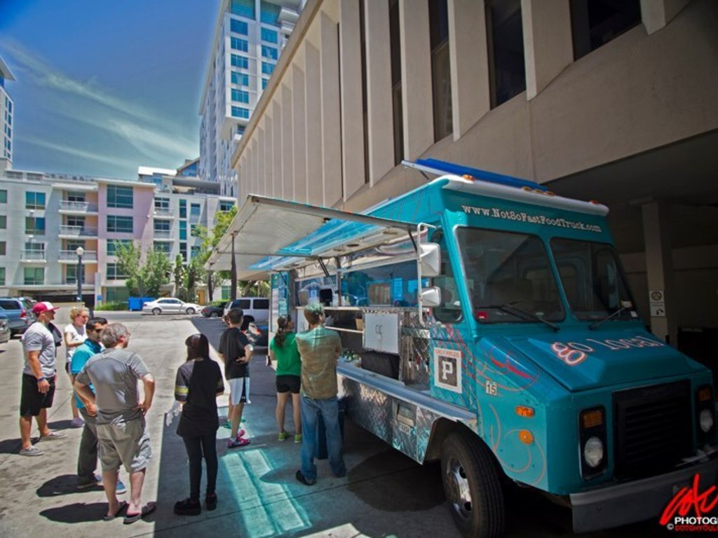 Not II Fast! Our 2nd Paleo Food Truck in San Diego, Ca!'s video poster