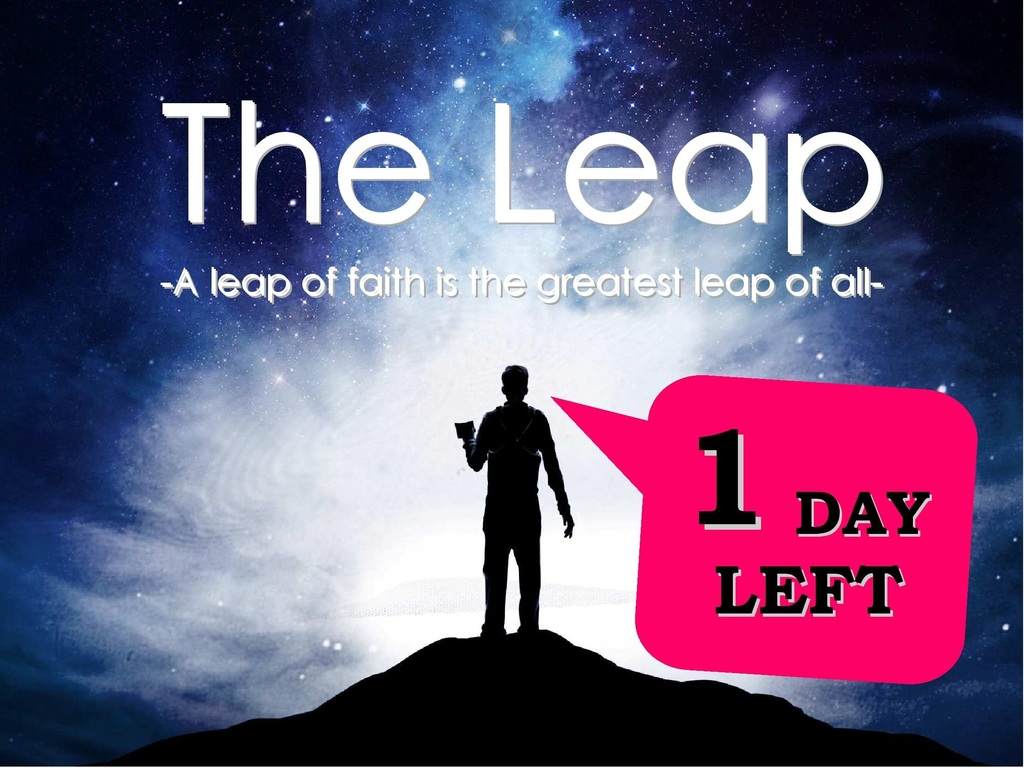 The Leap's video poster
