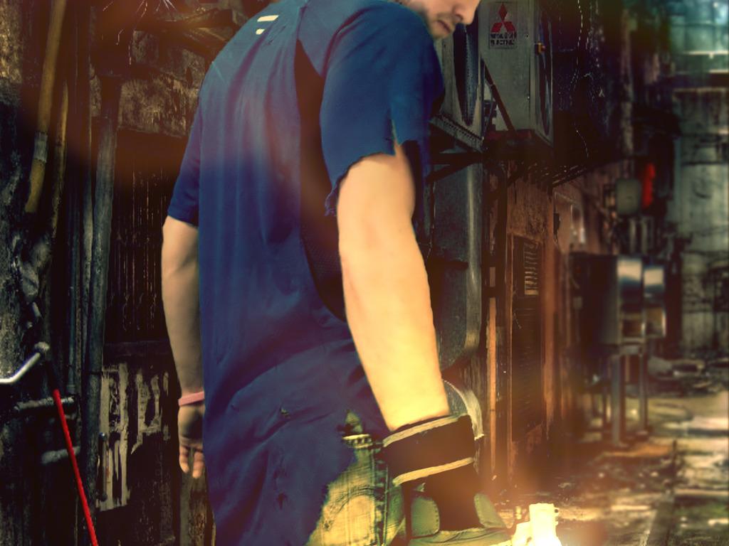 SUPERHERO WEBSERIES - ALLEGIANCE OF POWERS EPISODE 3's video poster