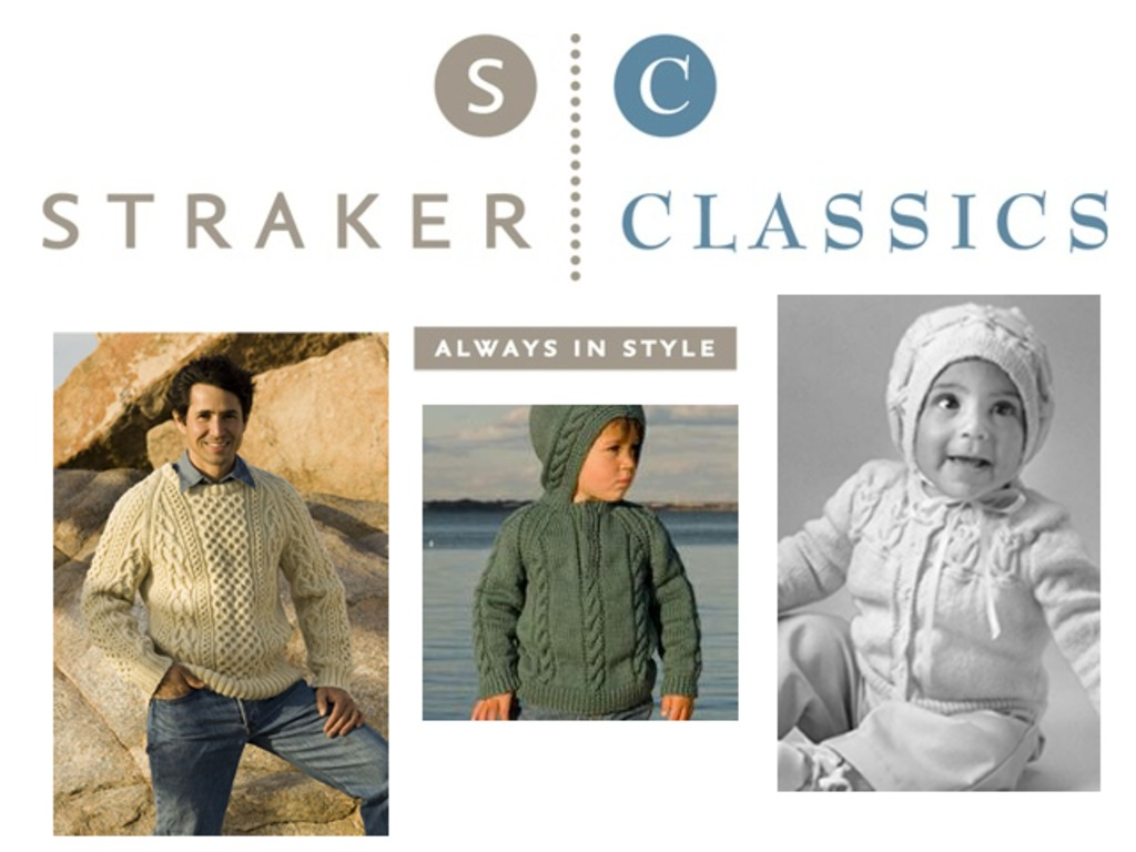 Penny Straker's Classic Knitting Patterns ONLINE CATALOGUE's video poster