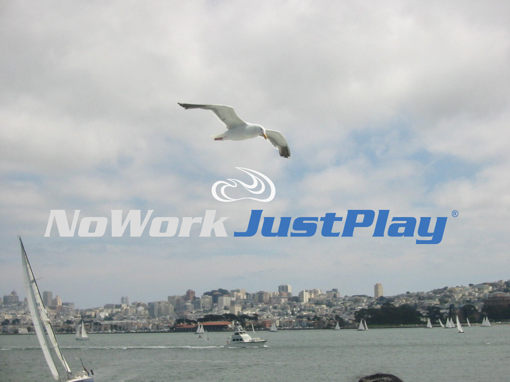 No Work Just Play® Apparel's video poster