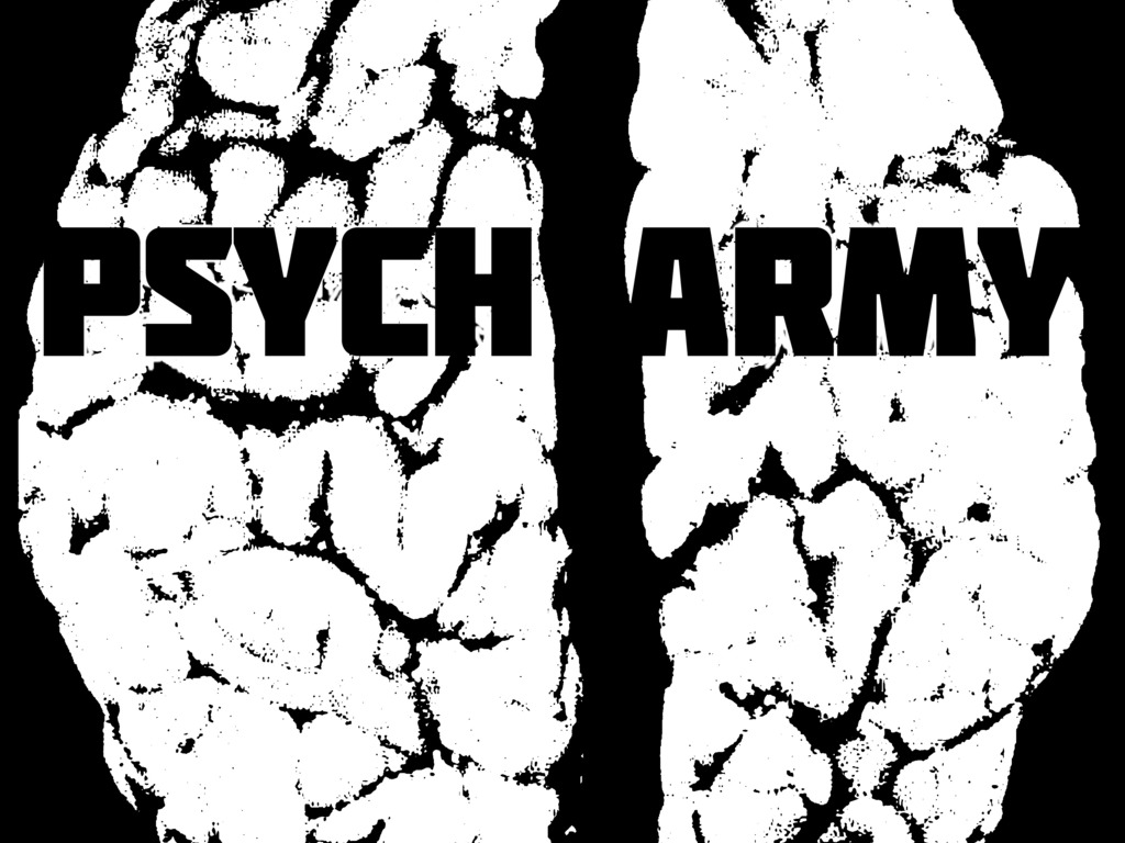 Psych Army Intergalactic Records's video poster