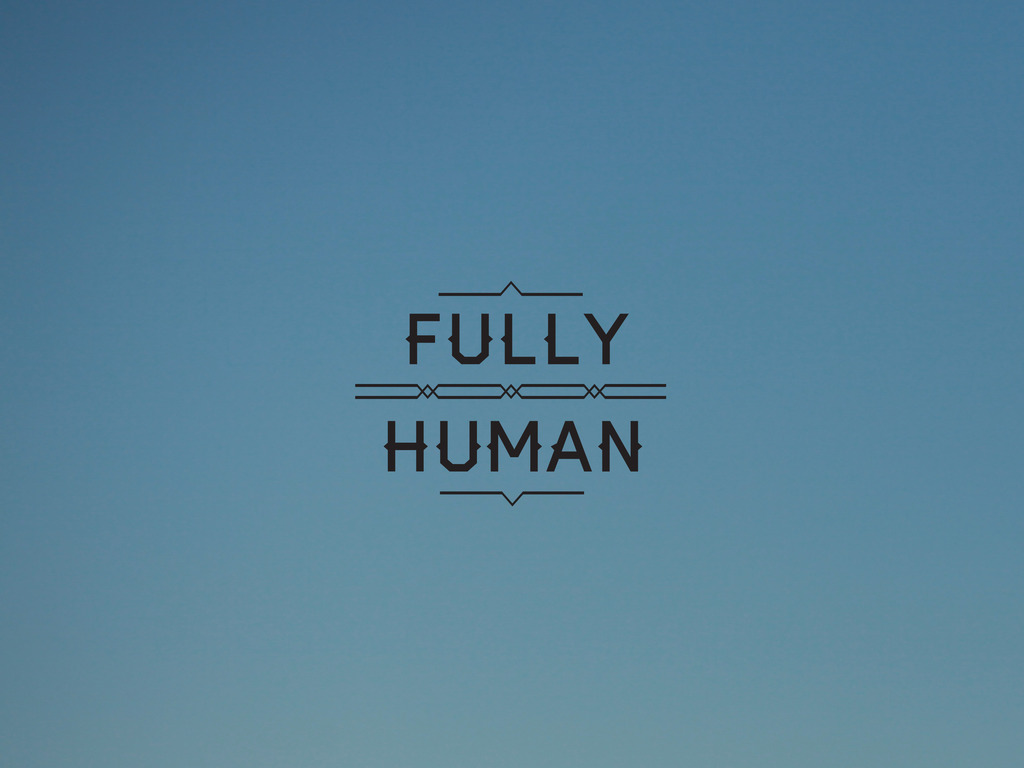 Fully Human's video poster