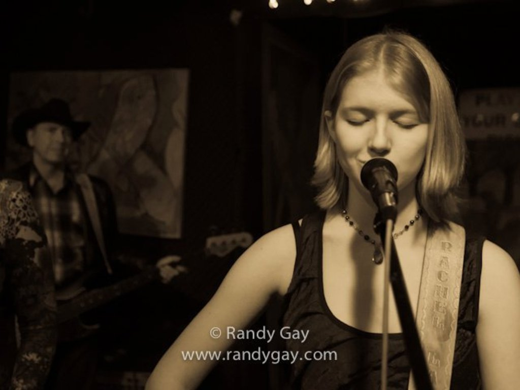 """Rachel Laven's first solo CD titled """"Unwind""""'s video poster"""