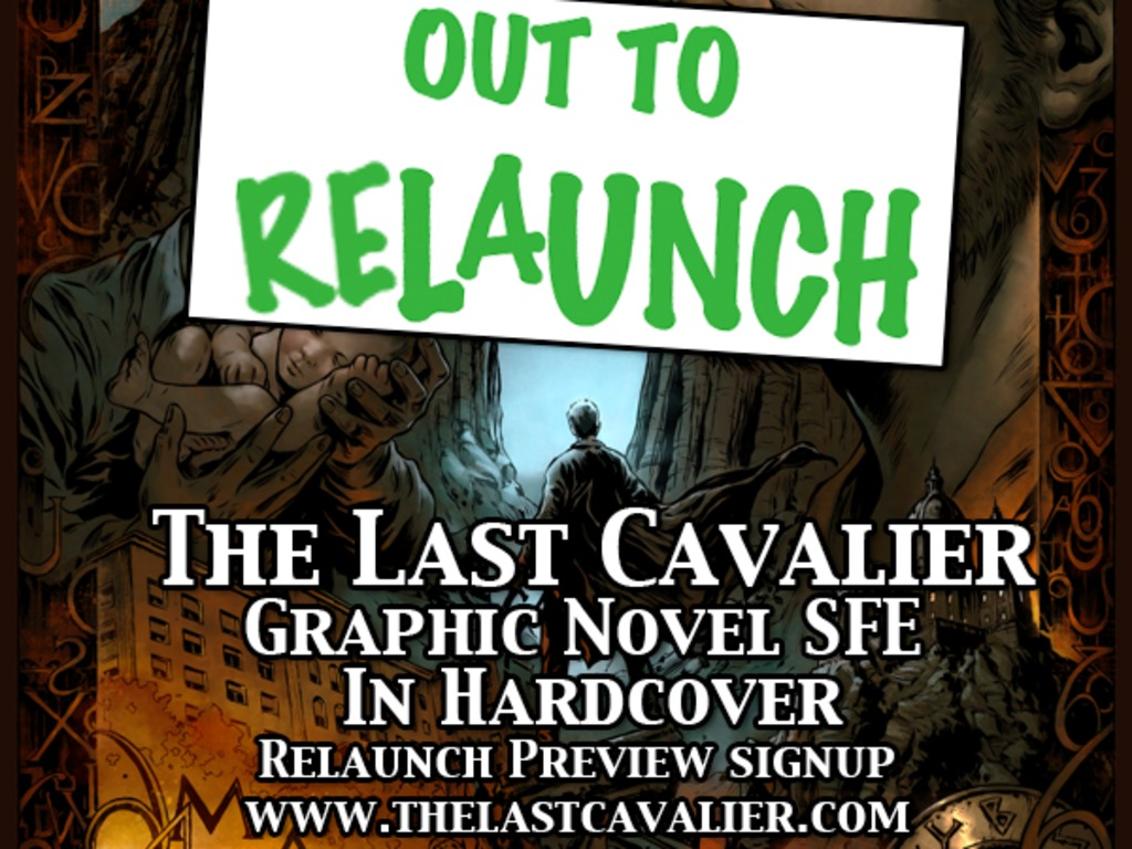 The Last Cavalier Special First Edition Graphic Novel's video poster