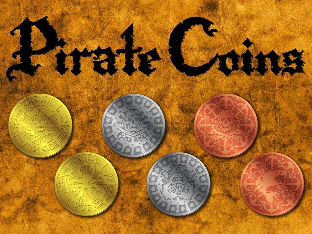 Pirate Coins's video poster