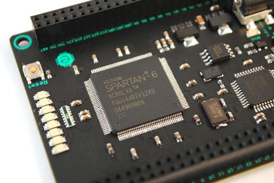 Mojo Spartan-6 FPGA Boards! | insapio limited company
