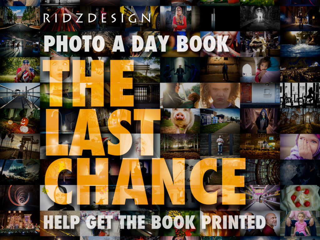 RidzDesign 366 - A Photo A Day - 2012 - Limited Edition Book's video poster