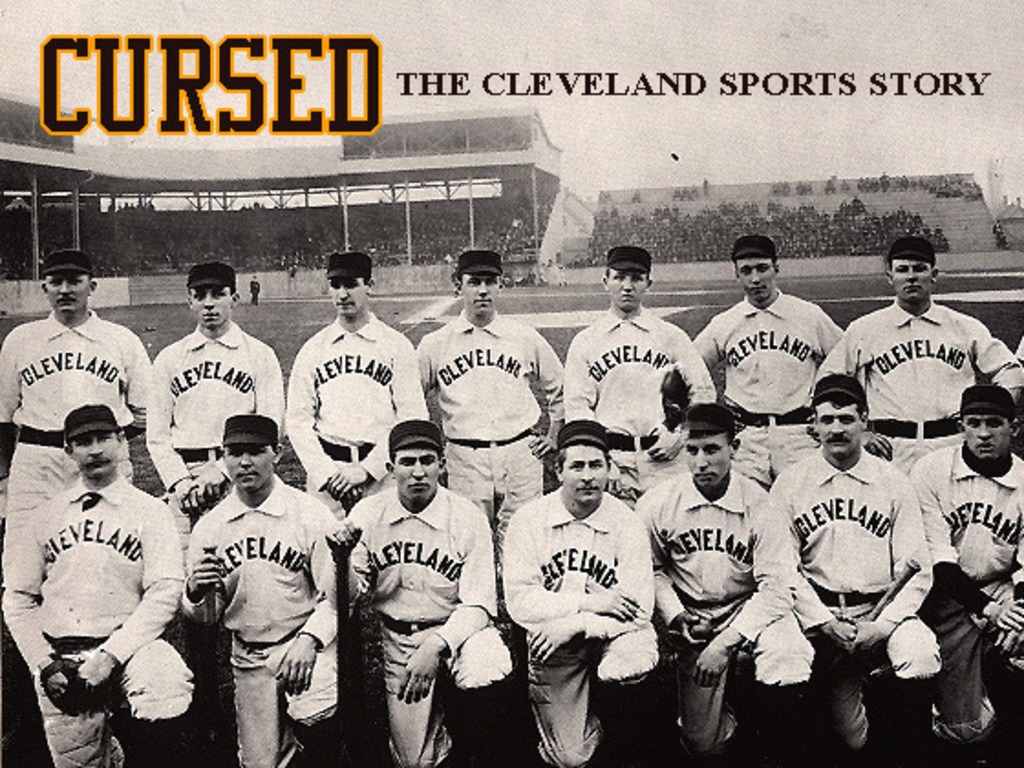 'Cursed' - The Cleveland Sports Story's video poster