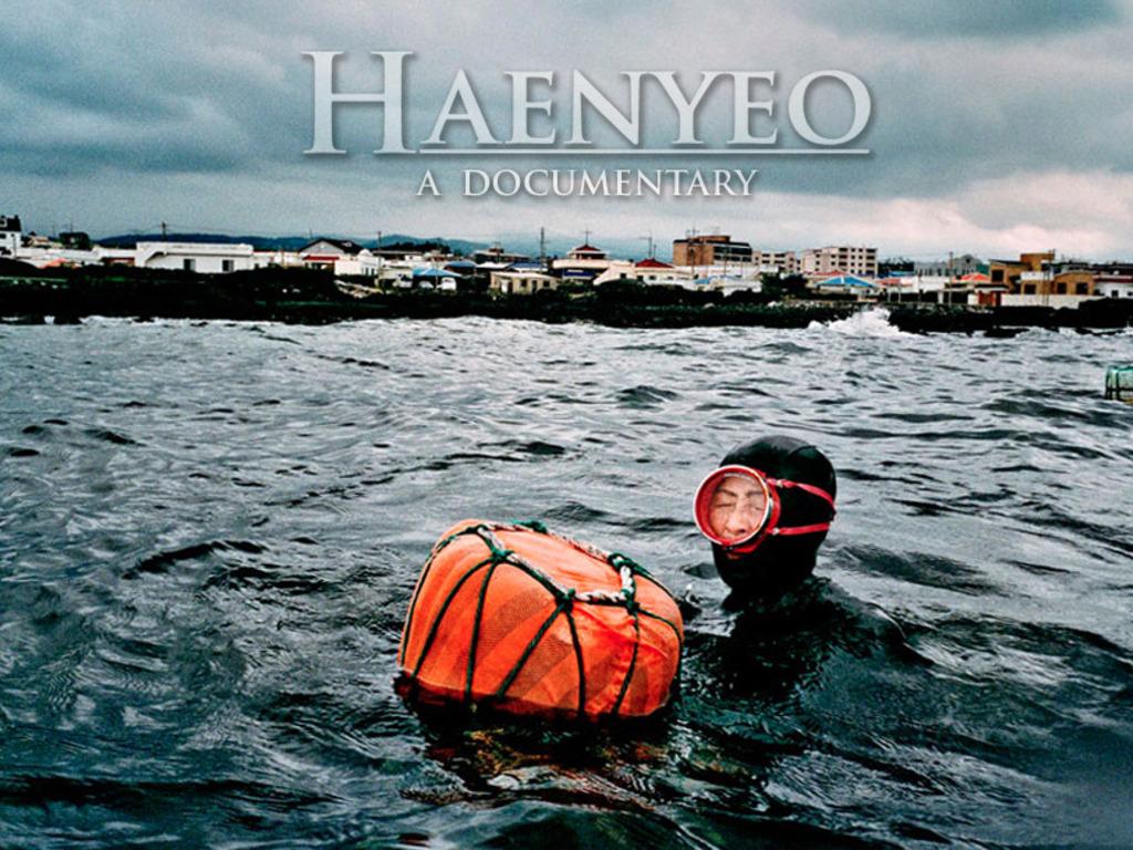 Haenyeo // Women of the Sea's video poster