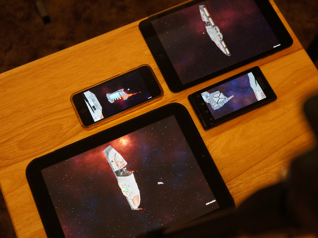 Homeworld Touch (iOS/Android) and Homeworld 3 (PC/Mac/Linux)'s video poster