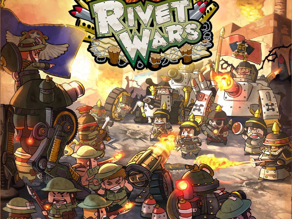 Rivet Wars's video poster