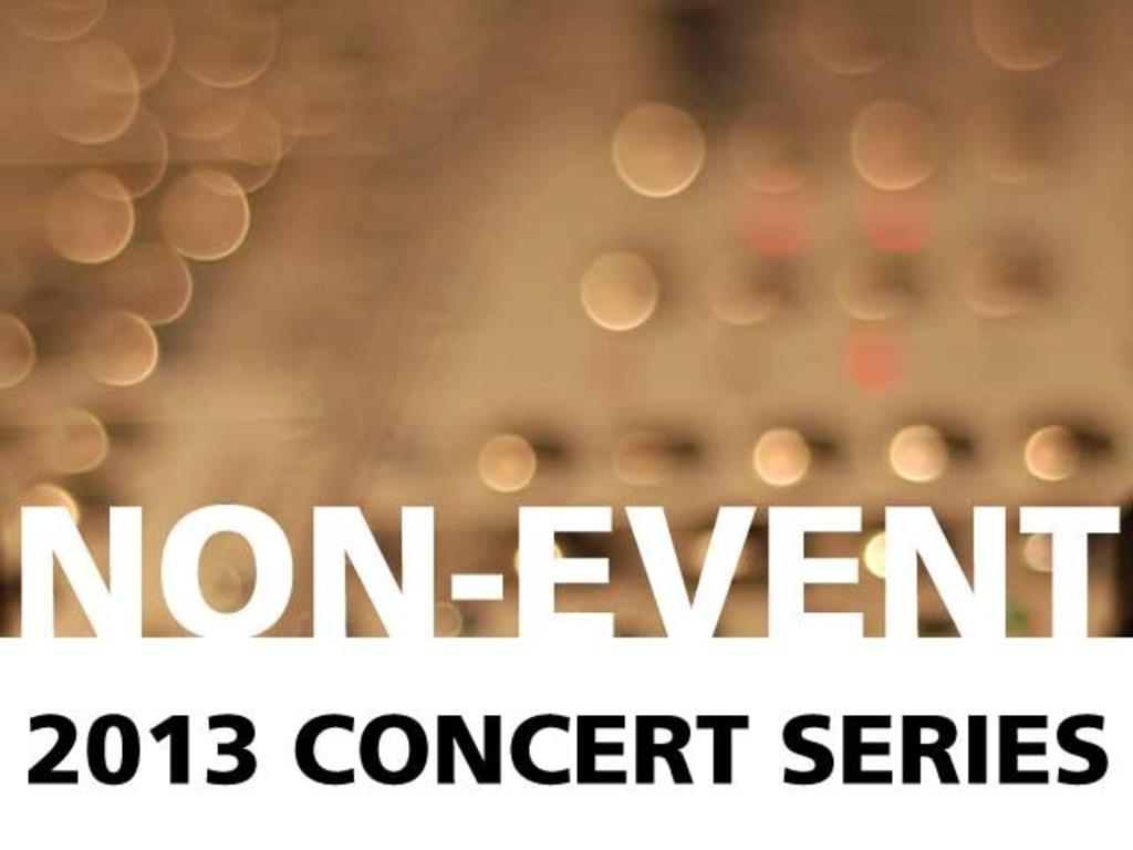 Non-Event 2013 Concert Season's video poster