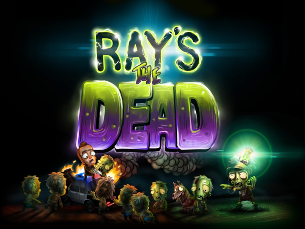 Ray's The Dead: A game with a big heart, and lots of brains!'s video poster