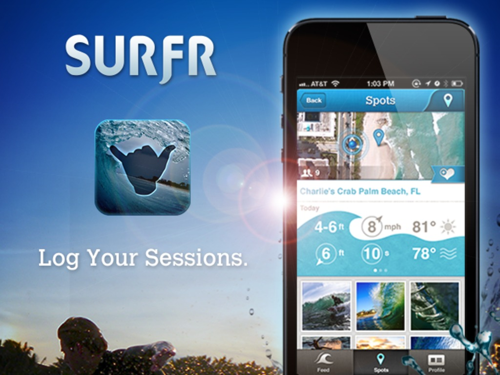 Surfr App's video poster