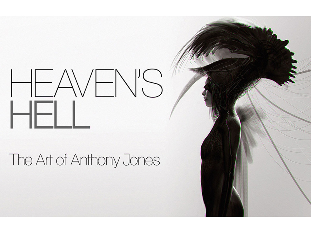 Heaven's Hell - The Art Book's video poster