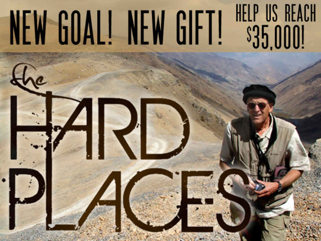 The Hard Places: The Tom Little Story's video poster