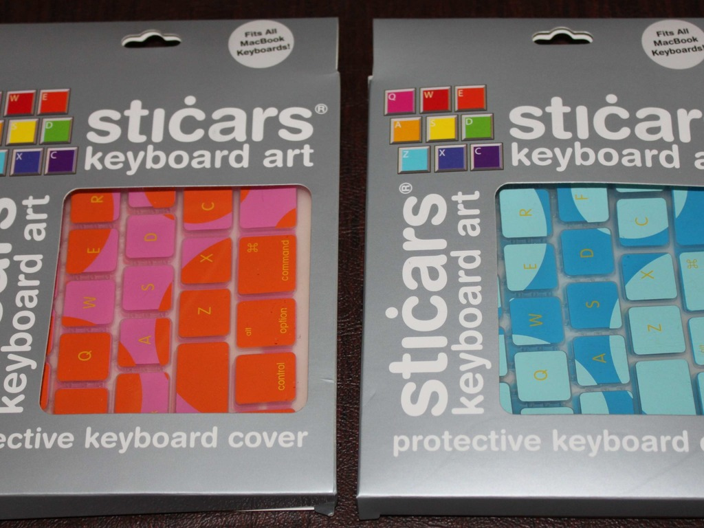 STICARS decorative keyboard covers's video poster