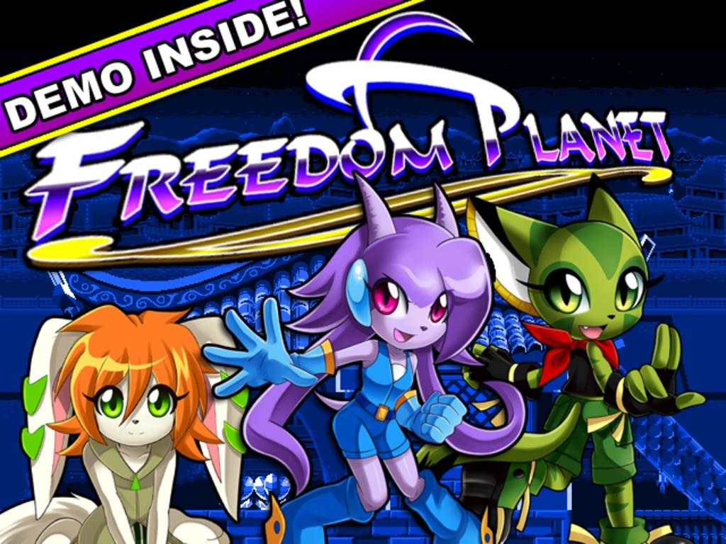 Freedom Planet - High Speed Platform Game's video poster