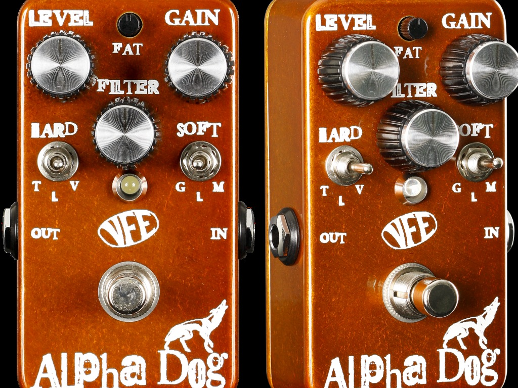 VFE Pedals Alpha Dog Distortion's video poster