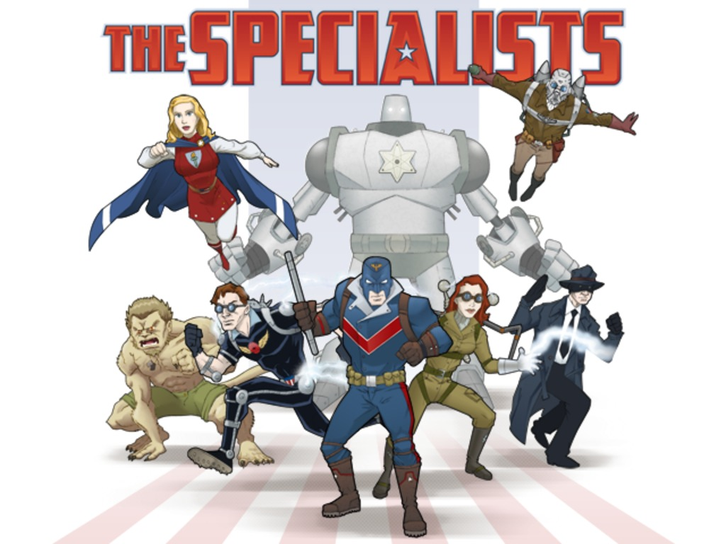 The Specialists, Chapters 1 and 2's video poster