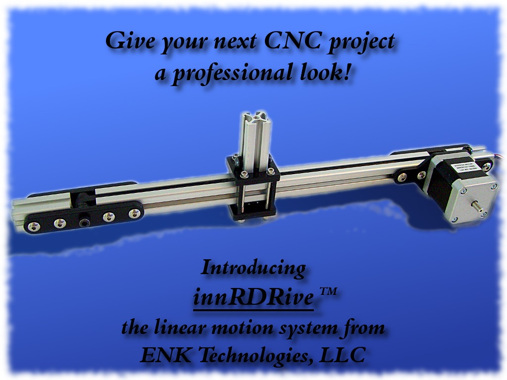 innRDrive™ - Scalable, Modular Linear Motion System's video poster