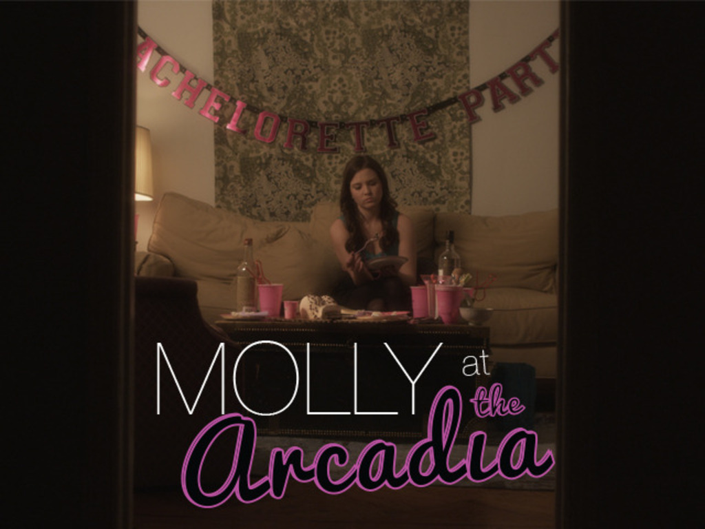 Molly At The Arcadia's video poster