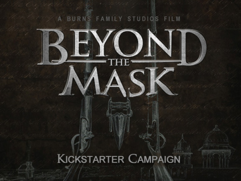 Beyond the Mask Movie's video poster