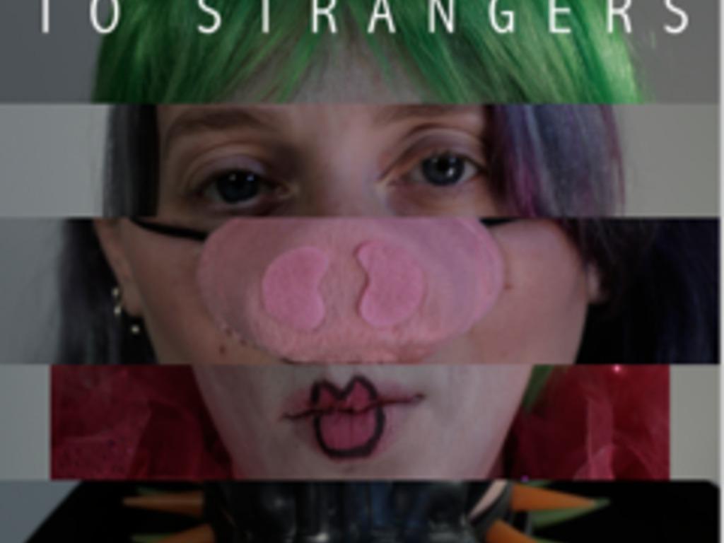 I Never Talk to Strangers-Documentary's video poster