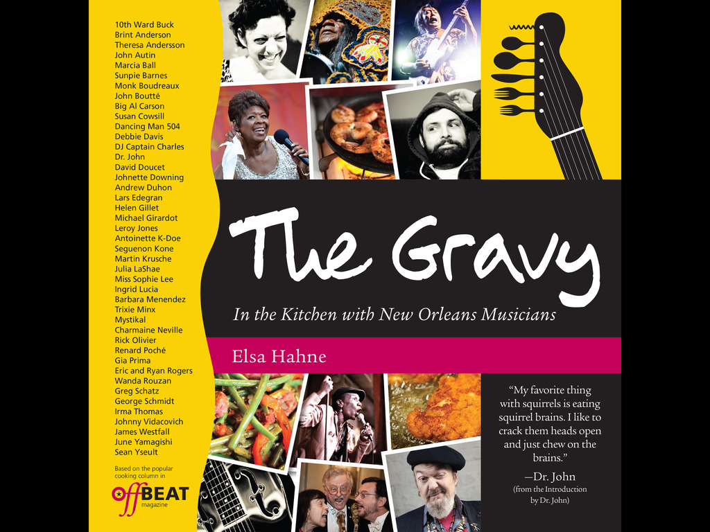 The Gravy—In the Kitchen with New Orleans Musicians's video poster