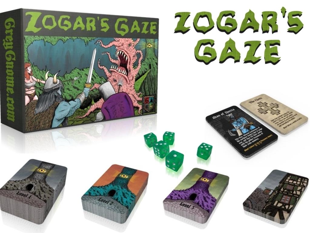 Zogar's Gaze's video poster