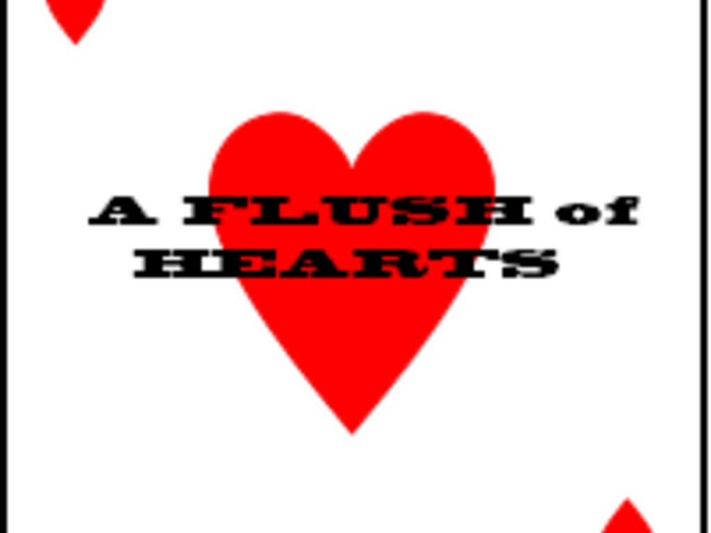 A Flush of Hearts's video poster