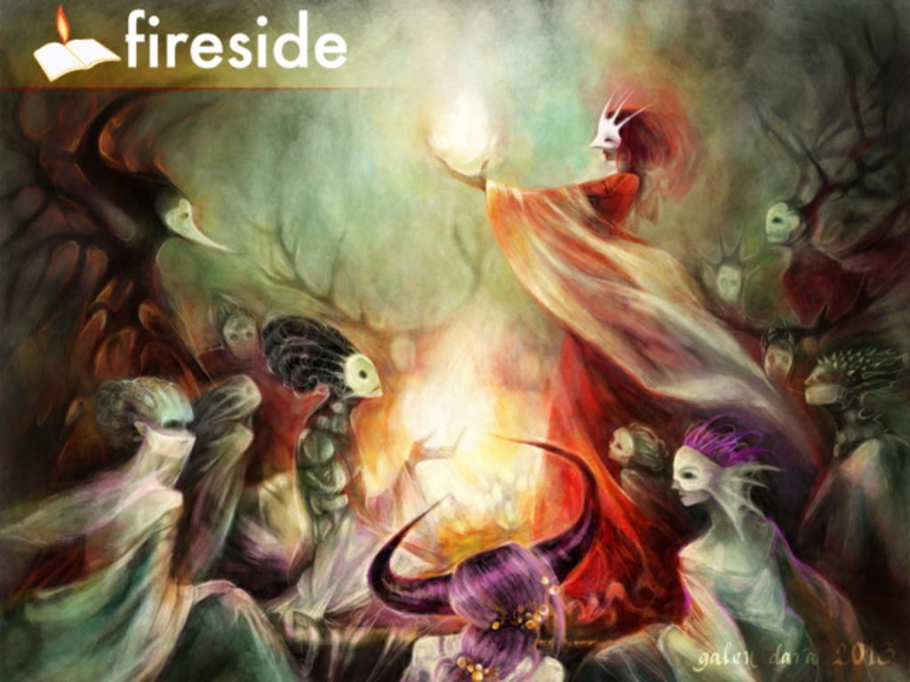 Fireside magazine: Year Two's video poster