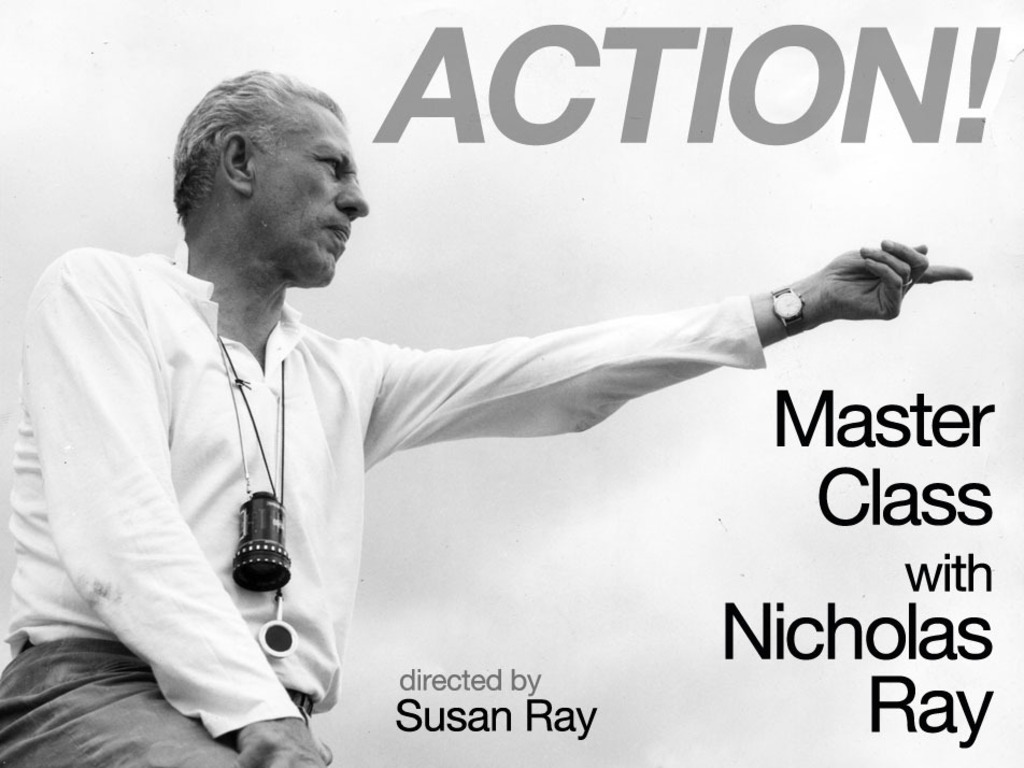 ACTION! Master Class with Nick Ray's video poster