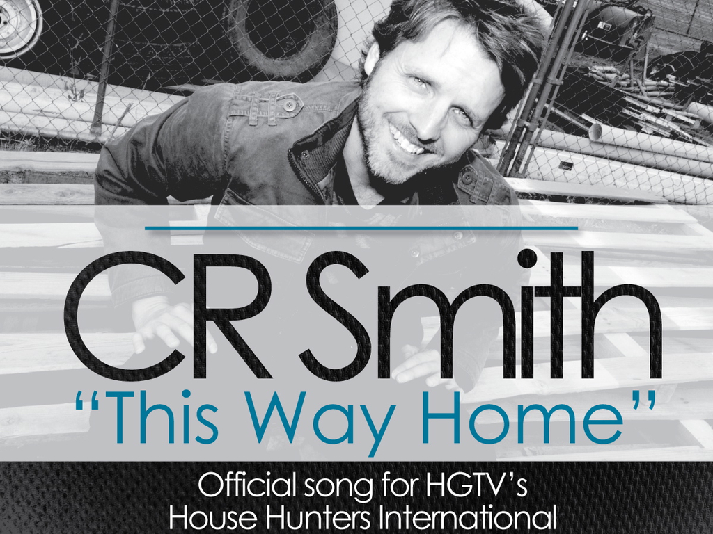 """New EP """"This Way Home"""" from CR Smith!'s video poster"""