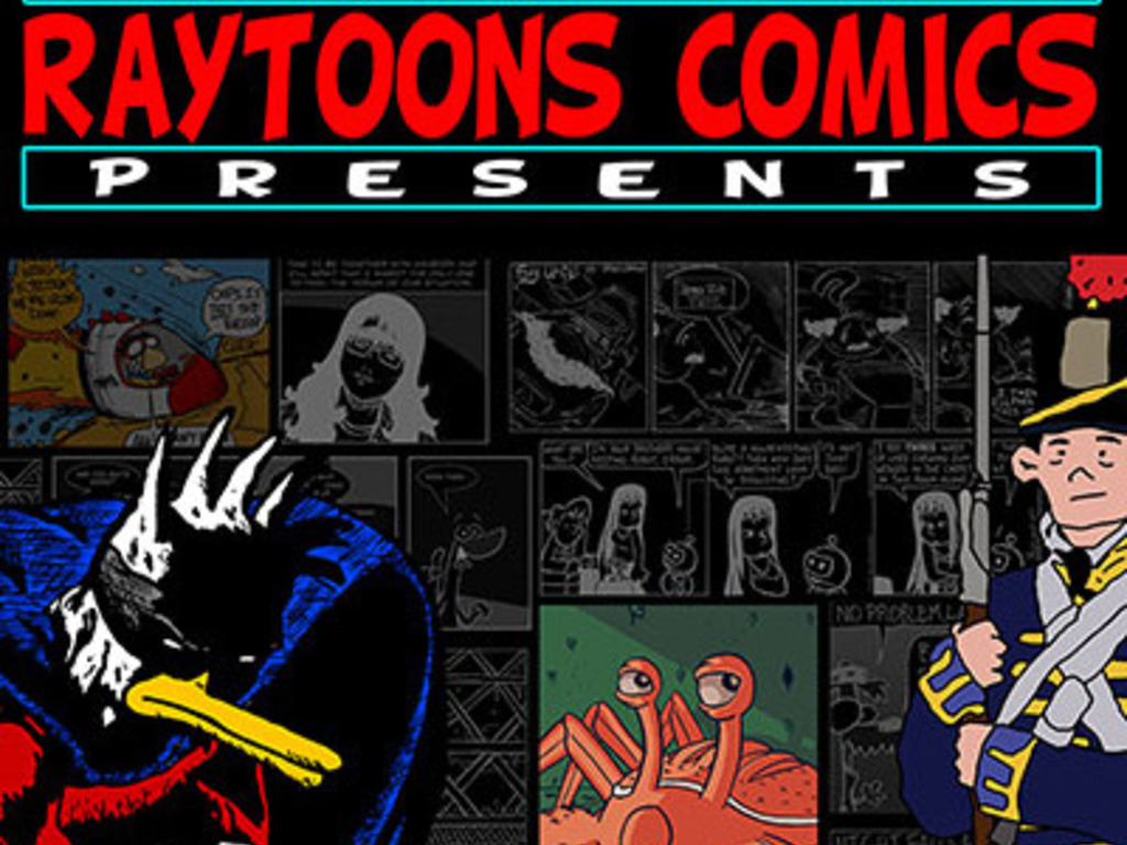 Raytoons Comics Presents #1 (AD SPACE AVAILABLE!)'s video poster