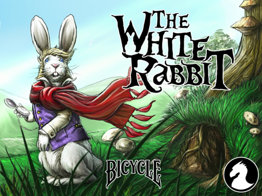 The White Rabbit Playing Cards's video poster