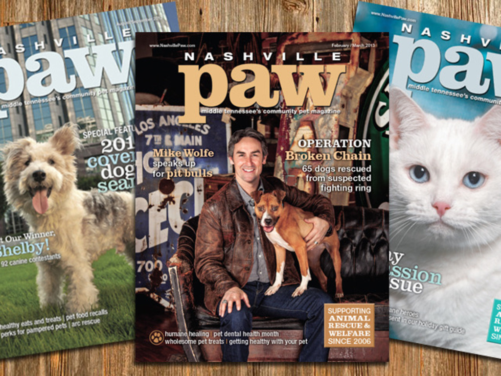 Nashville Paw: Middle Tennessee's Community Pet Magazine's video poster