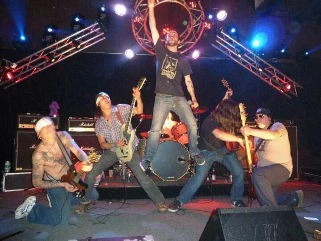 MF Ruckus: Live Album and DVD's video poster
